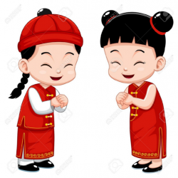 Malaysia clipart chinese kid
