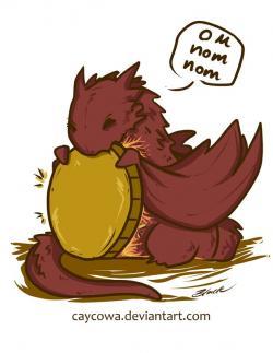 Hobbit clipart little