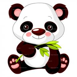 Chopsticks clipart baby panda