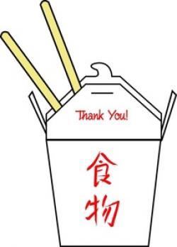 Chopsticks clipart cartoon