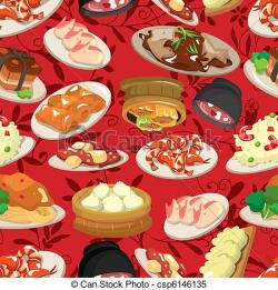 Chinese Food clipart china food