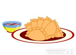 Chinese Food clipart chinese dumpling