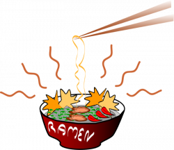 Asians clipart chinese noodle