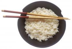 Chopsticks clipart one