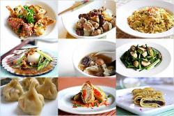 Chinese Food clipart cultural food