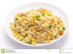 Chinese Food clipart fried rice