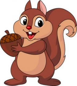 Cute clipart chipmunk