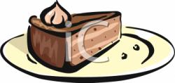 Chocolate Cake clipart chocolate pie