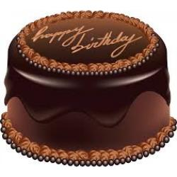 Chocolate Cake clipart full size