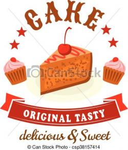 Chocolate Cake clipart pastry shop