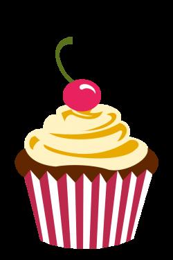 Cupcake clipart panda