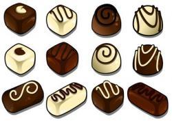 Wallpaper clipart chocolate