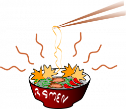 Ramen clipart Cup Noodle Clipart