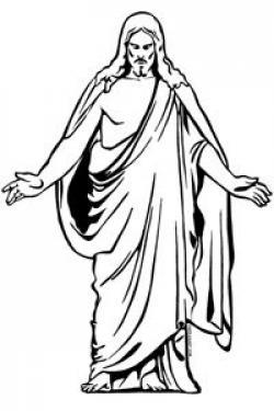 Gods clipart jesus
