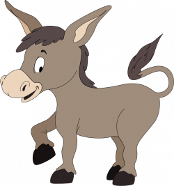 Mule clipart animated