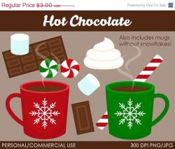 Hot Chocolate clipart warm weather
