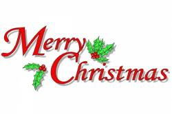 Merry Christmas clipart high resolution