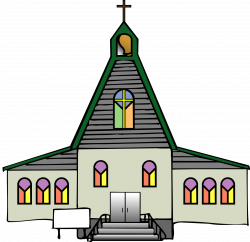 Religion clipart english church