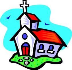 Chapel clipart church family