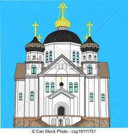 Chapel clipart orthodox church