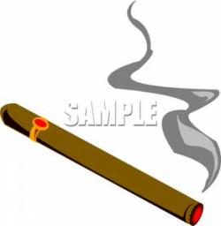Cigarette clipart cigar
