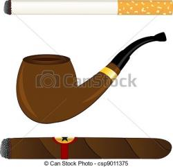 Pipe clipart cigar