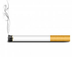 Cigarette clipart transparent