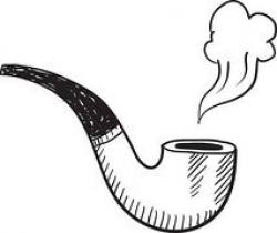 Tobacco clipart pipe