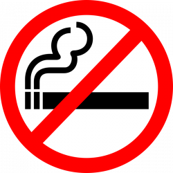 No Smoking clipart cigarettes and alcohol
