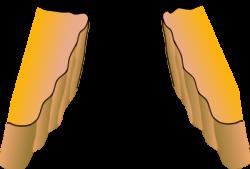 Cilff clipart chasm