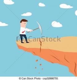 Cliff clipart cliff edge