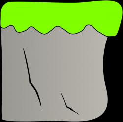 Cliff clipart transparent