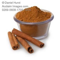 Cinnamon clipart cinnamon sticks