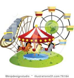 Amusement Park clipart fair ride