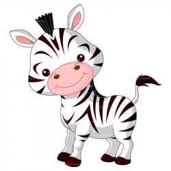 Circus clipart zebra