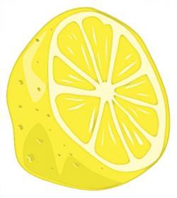 Lime clipart single fruit