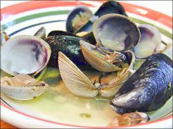Clams clipart food