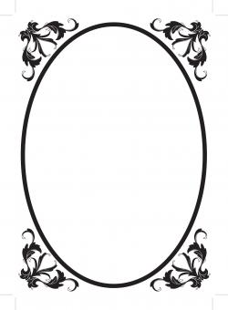 Classics clipart frame