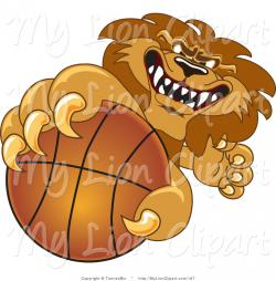 Ferocious clipart lion claw