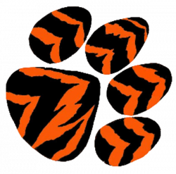 Bengal clipart tiger paw