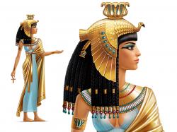 Cleopatra clipart