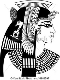 Cleopatra clipart Cleopatra Drawings And Paintings