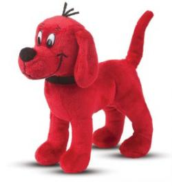 Clifford clipart big object