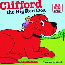 Clifford clipart children's book