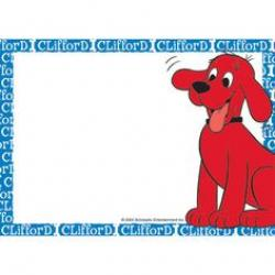 Clifford clipart i love