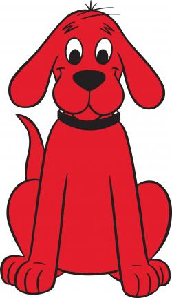 Clifford clipart many dog