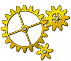 Gears clipart clockwork