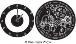 Clockwork clipart
