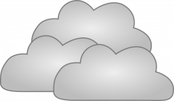 Clouds clipart bunch