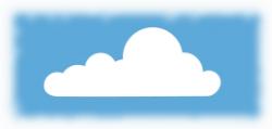 Clouds clipart cumulus cloud